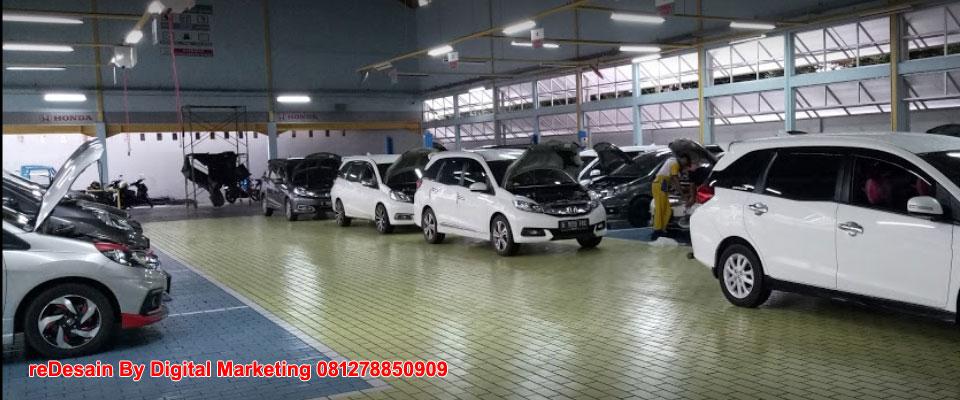 Booking service Honda Jatiasih