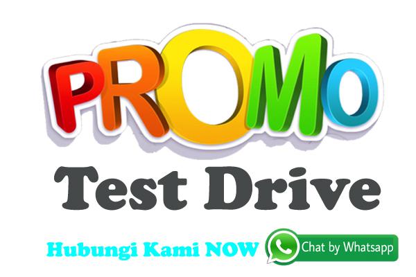 Test Drive Honda jatiasih Bekasi
