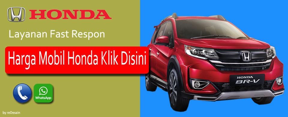 Dealer Resmi Honda Jatiasih Bekasi 2020