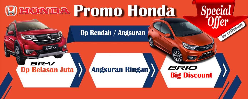 Promo Honda Mitra Jatiasih