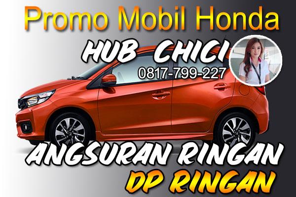 Kredit Honda Brio Bekasi Jatiasih