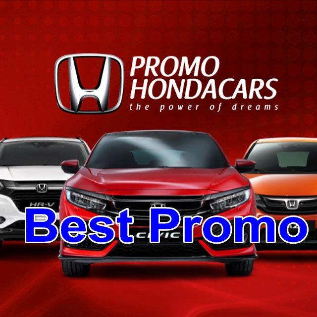 Promo Dealer Honda Jatiasih