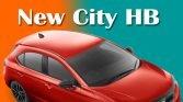 New Honda City hatchback