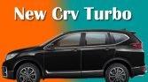 new honda crv turbo