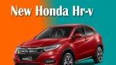 New Honda Hrv