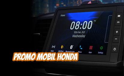 Promo Honda Jatiasih